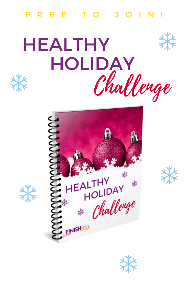 Free Healthy Holiday Challenge December 2019