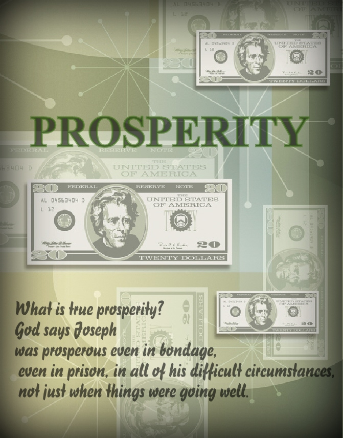 Do You Consider Yourself A Prosperous Person?