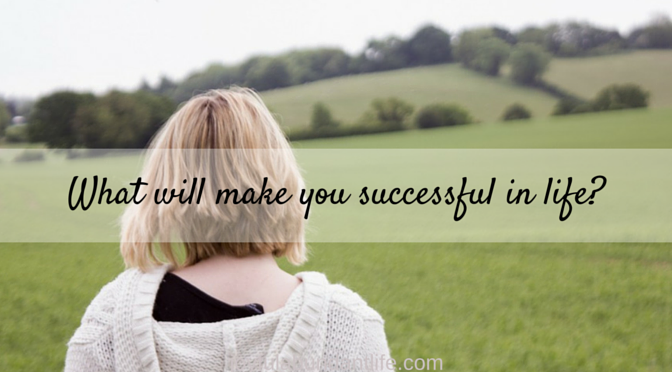 10 Choices That Will Make You Successful - Are you making the right choices in life that will make your successful?