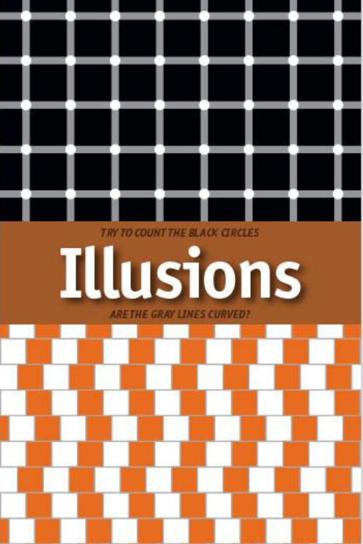 Ilusions - Do You Know The Difference Between What Is Real And What Is Not?