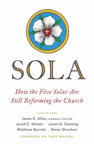 The Five SOLAS of Scripture