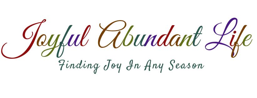 Joyful Abundant Life