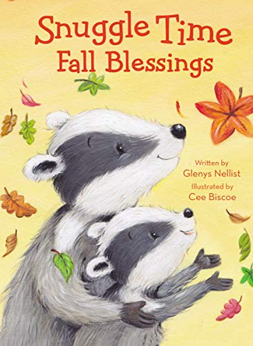 Read a brand new book together Snuggle Time Fall Blessings