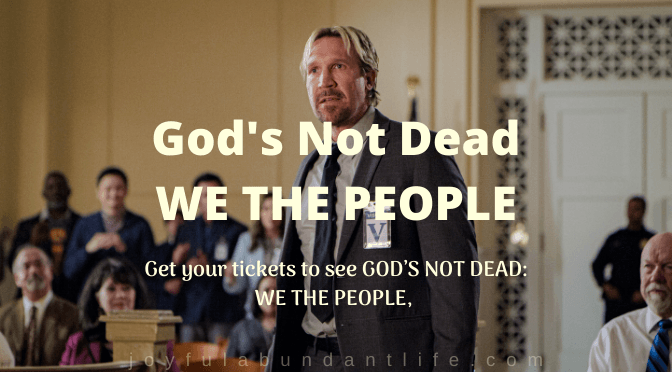 God's Not Dead - We The People